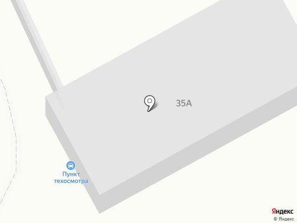 Центр технического осмотра на карте Нижнего Тагила