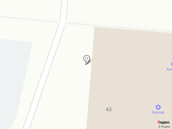 Магазин автозапчастей для КАМАЗ на карте Первоуральска