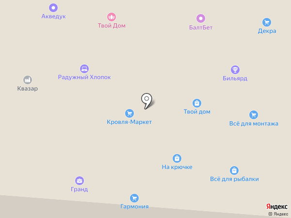 Запчасти КАМАЗ на карте Первоуральска