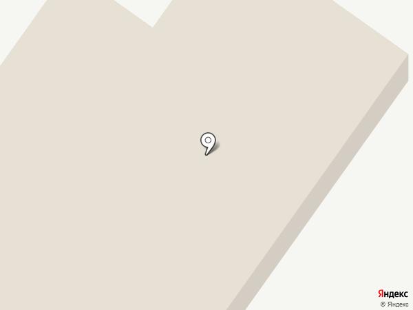 Камертон на карте Нижнего Тагила