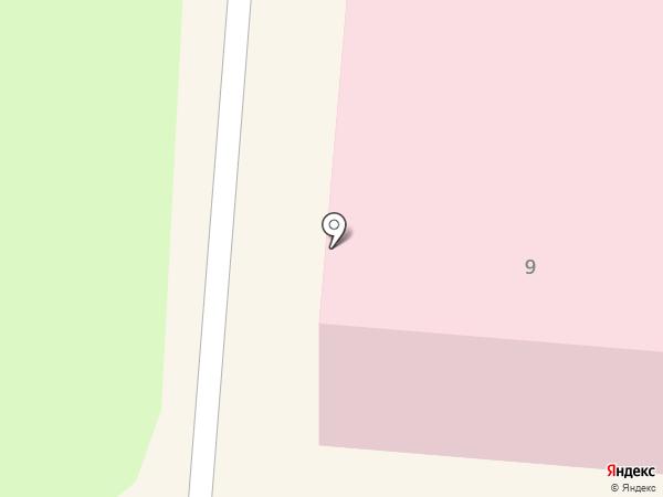 Стоматологическая поликлиника на карте Первоуральска
