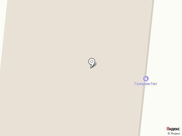 АГНКС на карте Нижнего Тагила