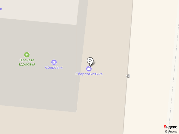 Сбербанк, ПАО на карте Первоуральска