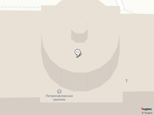 Салон ритуальных услуг на карте Первоуральска