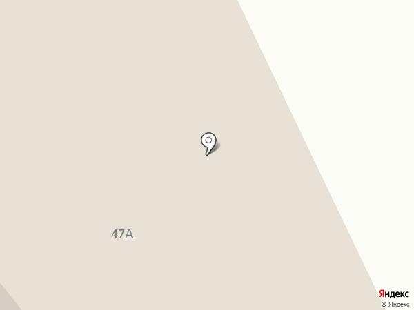 Девичья башня на карте Нижнего Тагила