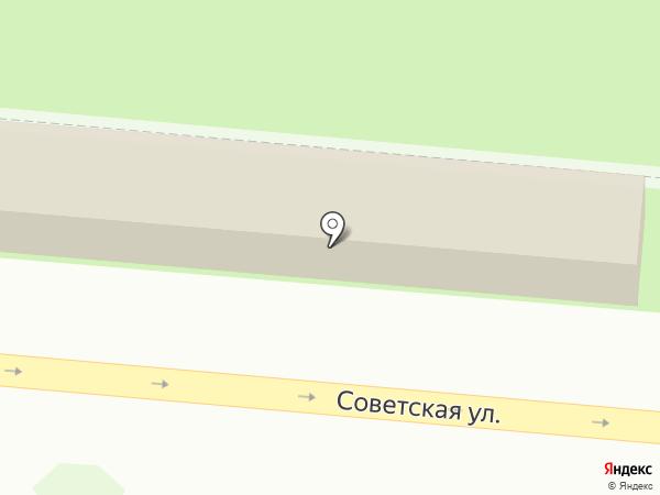 Киоск по продаже кондитерских изделий на карте Первоуральска
