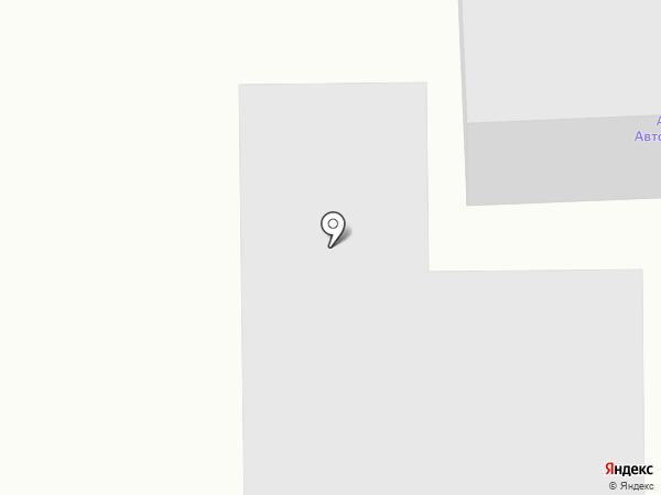 Старт на карте Нижнего Тагила