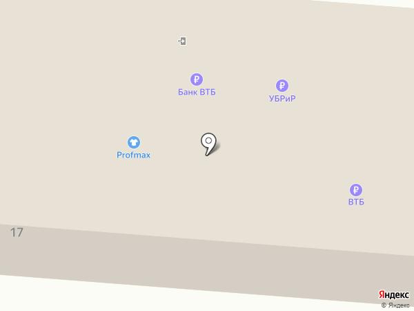 Profmax на карте Первоуральска