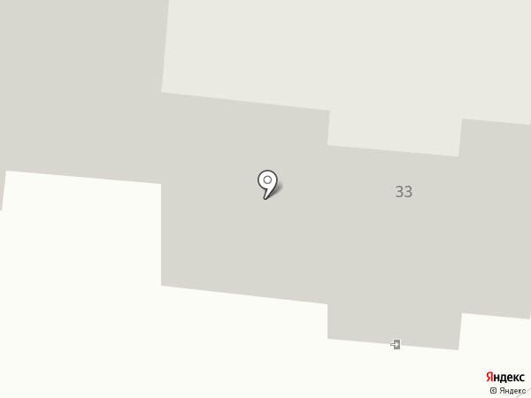 Почтовое отделение №1 на карте Первоуральска