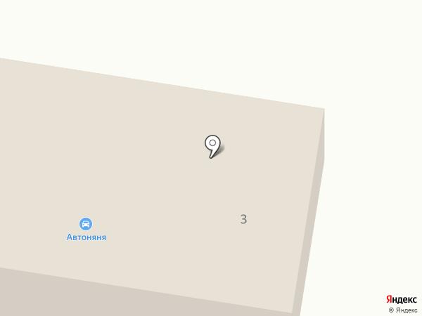 Автоняня на карте Ревды