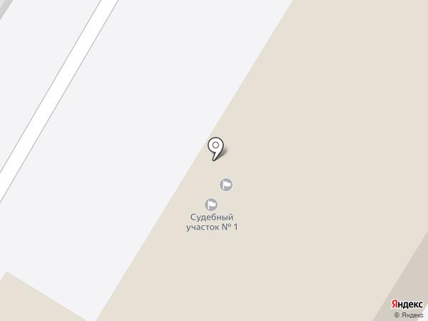 Мировые судьи Ленинского района на карте Нижнего Тагила