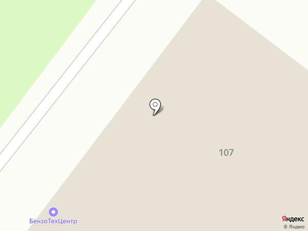 Тринитро на карте Нижнего Тагила