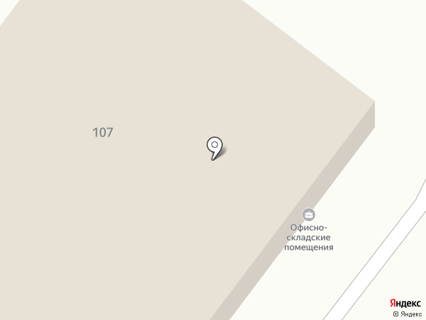 Flor2u.ru на карте Нижнего Тагила