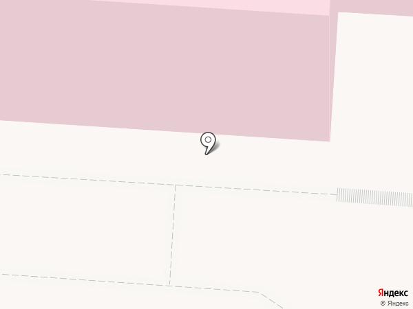 Детская городская больница на карте Первоуральска