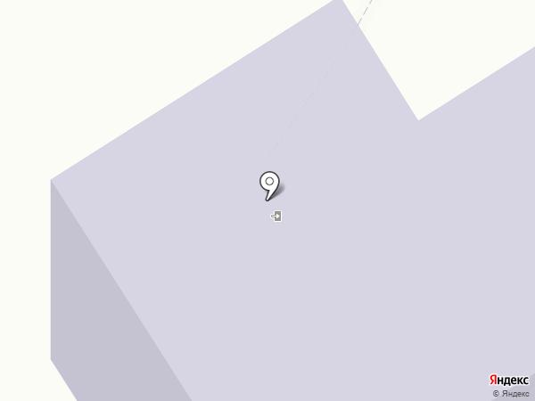 Средняя общеобразовательная школа №23 им. Ю.И. Батухтина на карте Нижнего Тагила