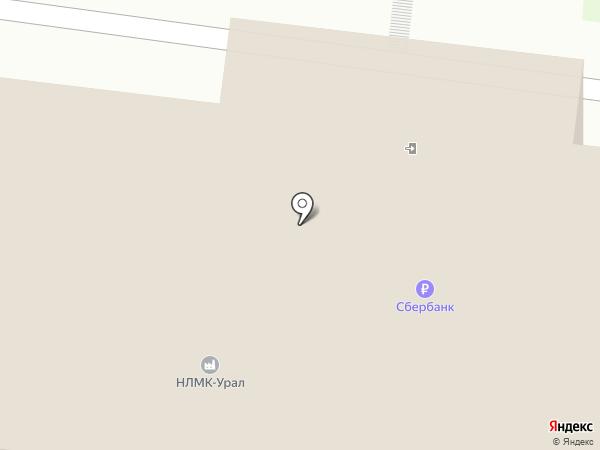 НЛМК-Информационные технологии на карте Ревды