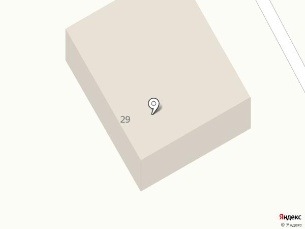 Почтовое отделение №13 на карте Первоуральска