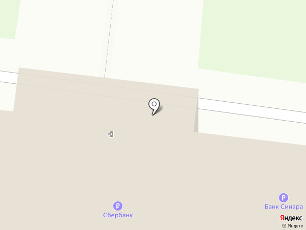 Банкомат, Банк Зенит, ПАО на карте Ревды