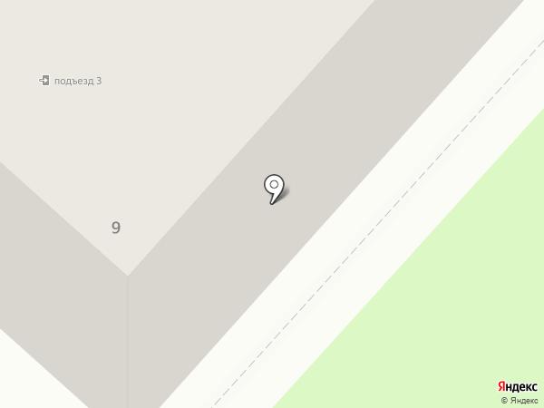 Паспортный стол на карте Первоуральска