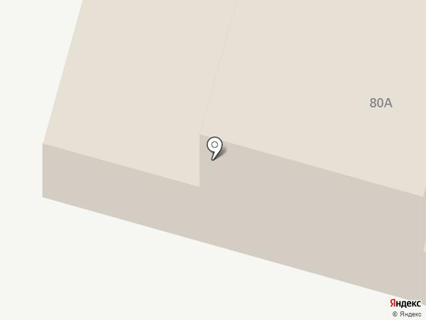 Пожарно-спасательная часть №15 на карте Нижнего Тагила