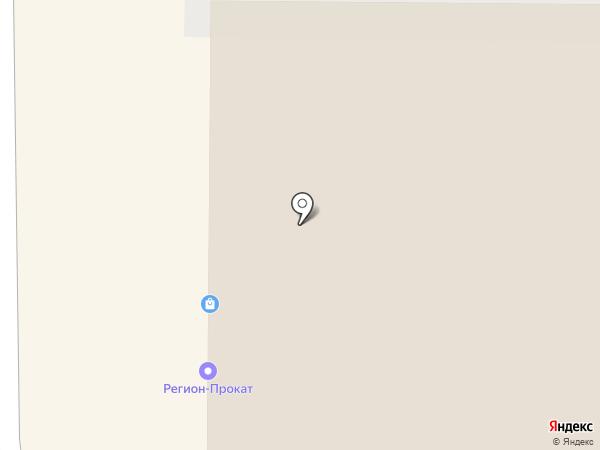 Света на карте Нижнего Тагила