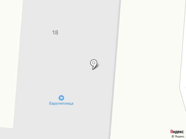 Дубовый Куб на карте Нижнего Тагила