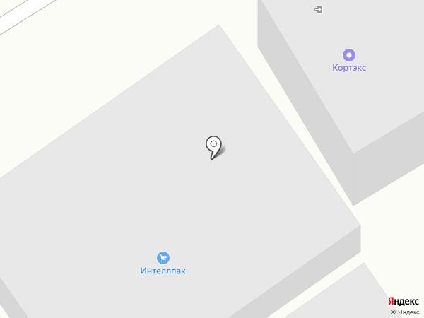 Торгкомплект на карте Ревды