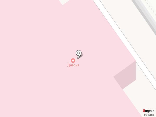 Уральский Медицинский Центр на карте Первоуральска