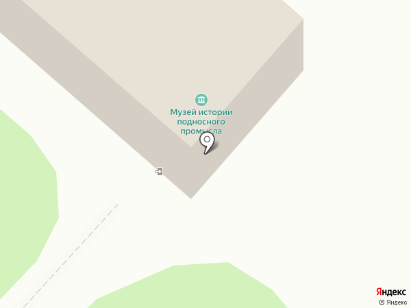 Музей истории подносного промысла на карте Нижнего Тагила
