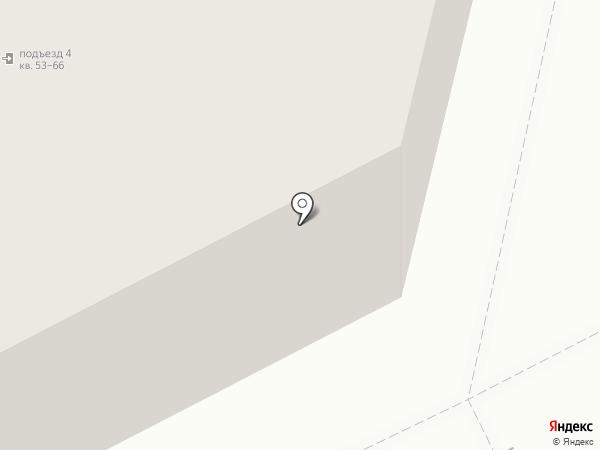 Нотариус Вертлюгин Н.И. на карте Нижнего Тагила