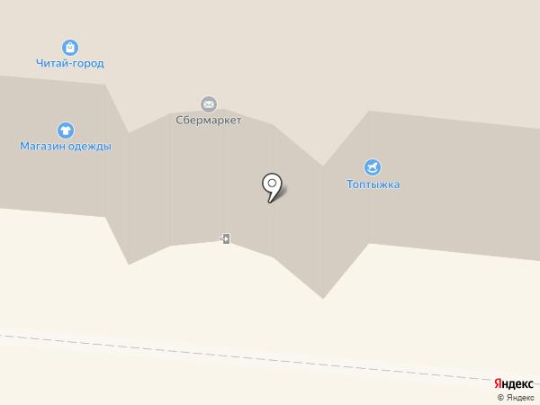 Гаврош на карте Первоуральска