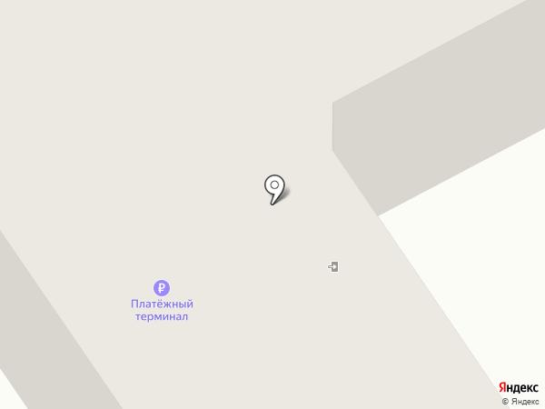 Аорта на карте Нижнего Тагила