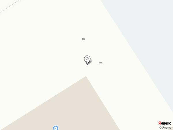 Магазин овощей и фруктов на карте Нижнего Тагила