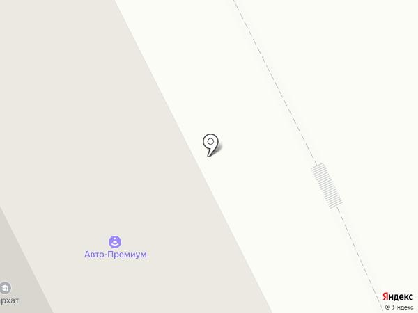 Авто-Премиум на карте Нижнего Тагила