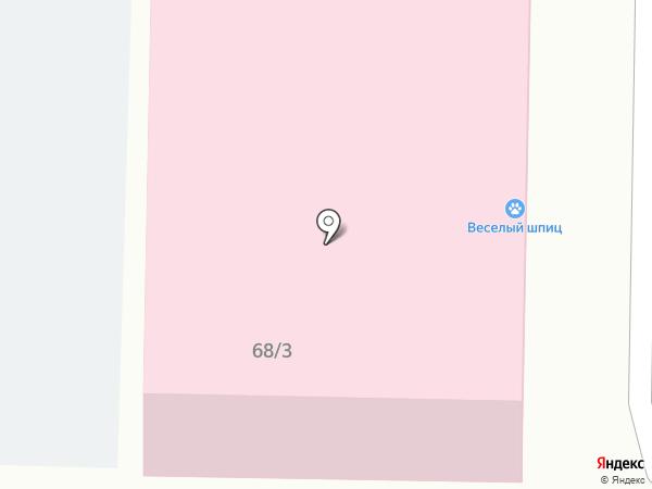 Бумер на карте Нижнего Тагила