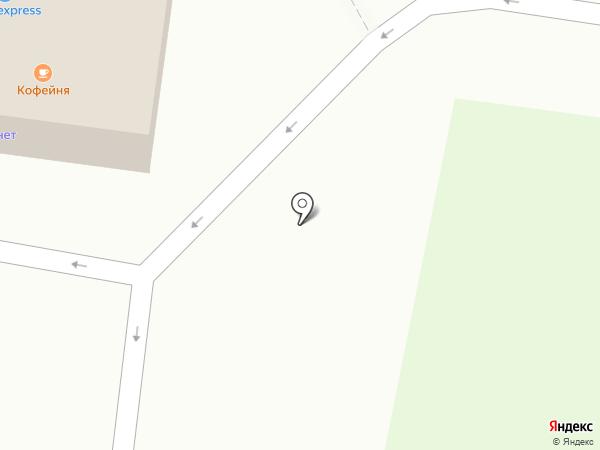 АЗС Лукойл на карте Нижнего Тагила