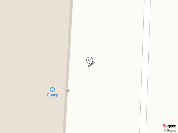 Автомаркет шин и дисков на карте Нижнего Тагила