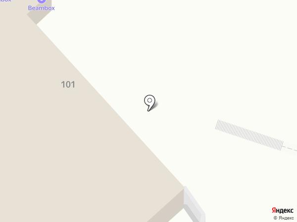Газ-Детали НТ на карте Нижнего Тагила