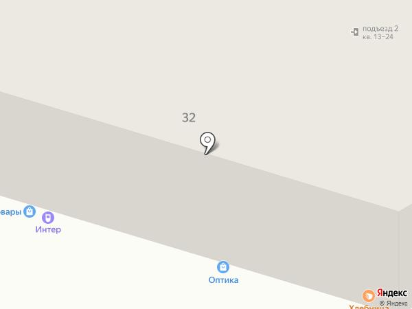 Галантерея на карте Нижнего Тагила