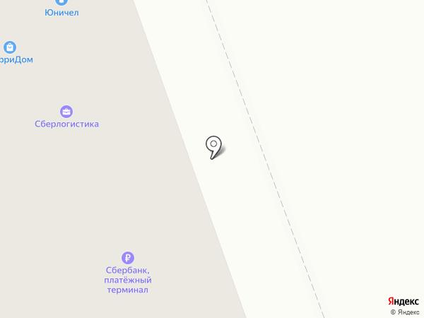 Рантье на карте Нижнего Тагила