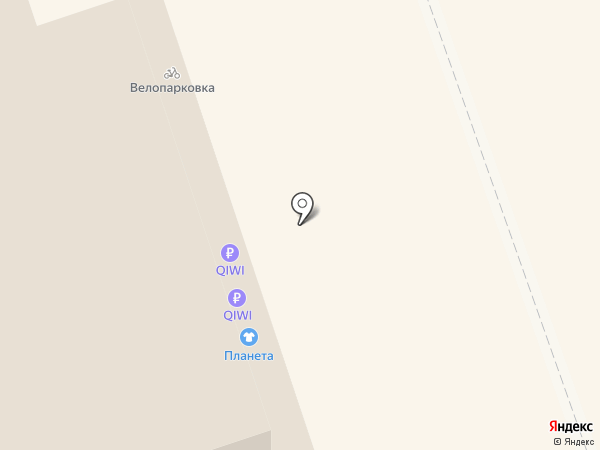 Феникс на карте Нижнего Тагила
