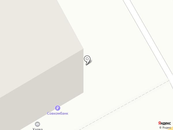 Корпорация Бытновъ на карте Нижнего Тагила