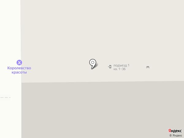 Конфетти на карте Нижнего Тагила