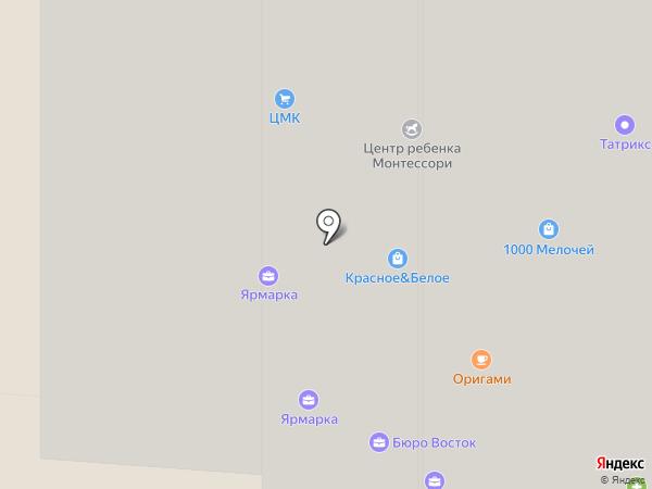 Гранд на карте Первоуральска