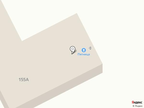 Пятница на карте Нижнего Тагила