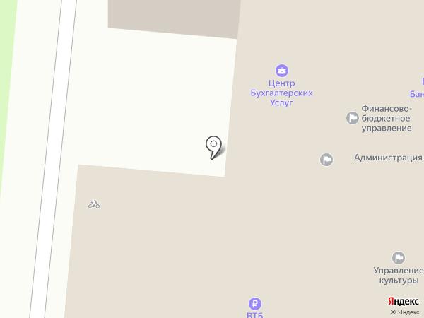 Администрация городского округа Первоуральск на карте Первоуральска