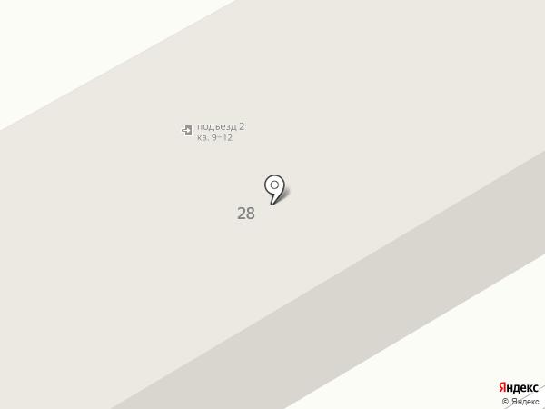 Яна на карте Нижнего Тагила