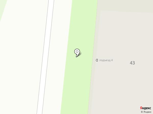 Отдел сводных статистических работ в г.Первоуральске на карте Первоуральска