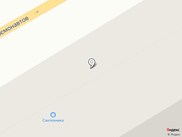 Пятачок на карте Нижнего Тагила