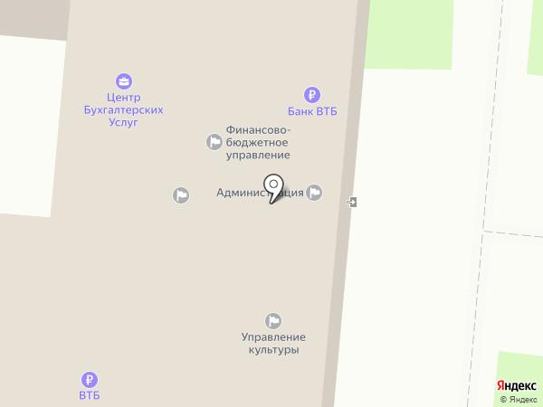 Финансовое управление городского округа Первоуральск на карте Первоуральска
